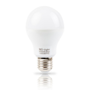 Mi.Light żarówka LED RF/WiFi E27 RGB+CW 6W