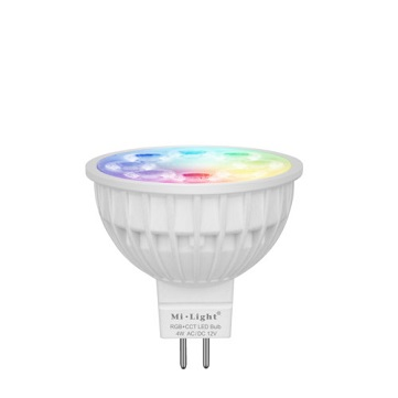 Mi.Light żarówka LED RF/WIFI MR16 RGB+WW+CW 4W