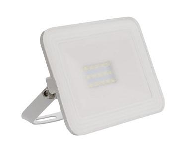 Naświetlacz LED Supercienki Szklany 10W Ledkia