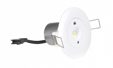 Oczko awaryjne Starlet White LED SO 3W SA/A 3H MT Intelight