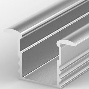 profil led wpuszczany aluminiowy