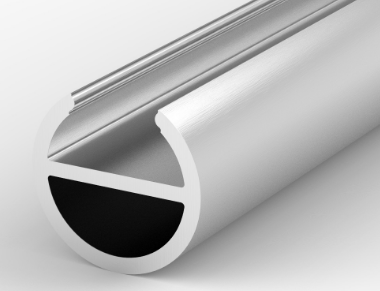 profile aluminiowe drążkowe tech light