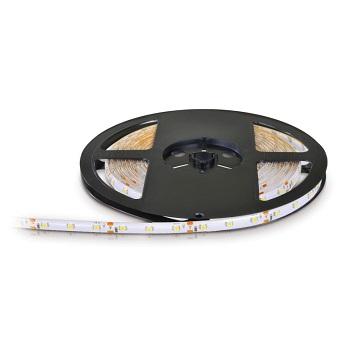 Taśma LED 3528 SMD 4.8W/m IP64 ciepła SILIKON 5m