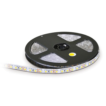 Taśma LED 3528 SMD 4.8W/m IP20 Neutralna 5m Wroled