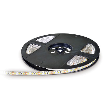 Taśma LED 3528 SMD 4.8W/m IP64 neutralna SILIKON 5m Wroled