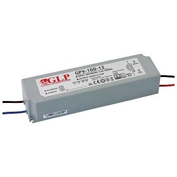 Zasilacz LED napięciowy GPV-100-12V 8A IP67 100W GLP