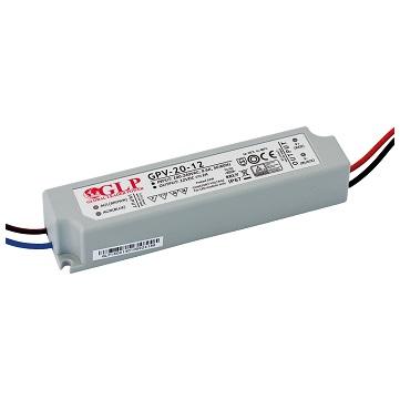 Zasilacz LED napięciowy hermetyczny IP67 12V 2A 24W GLP GPV-20-12